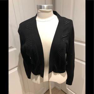 CALVIN KLEIN / Ladies/ Black/ Sweater/Never Worn